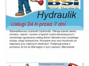 Hydraulik Liverpool