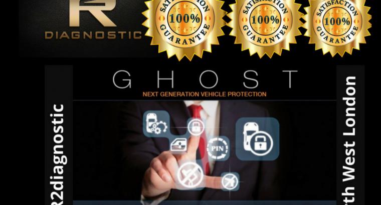 Zabezpieczenie samochodów osobowy GHOST