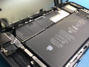 Naprawa zalanego iPhone