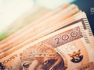 Potrzebujesz pożyczki pieniędzy?