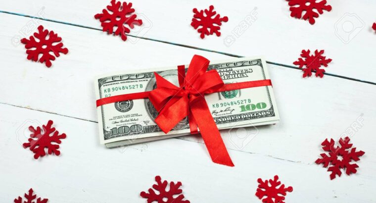 COVER LOAN FOR CHRISTMAS AND NEW YEAR PROJECTS