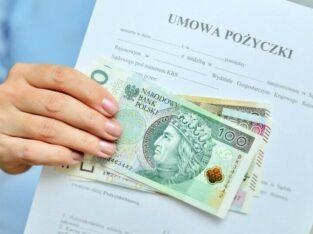 Pozyczka i inwestycja / calej Polski